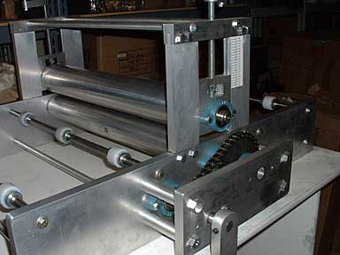 how to make a roller press